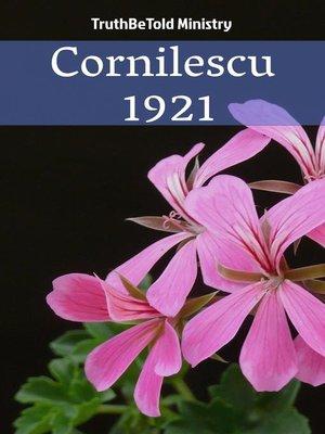 cover image of Cornilescu 1921