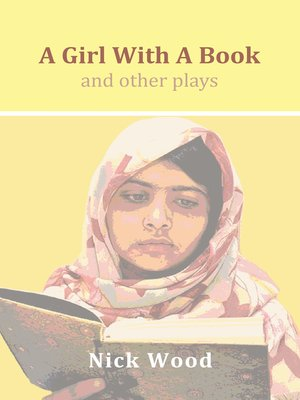 cover image of A Girl With A Book and Other Plays