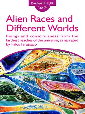 cover image of Alien Races and Different Worlds