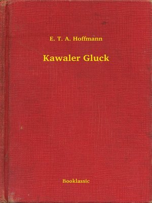 cover image of Kawaler Gluck