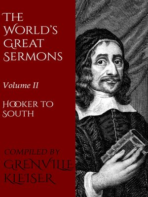 cover image of Volume II—Hooker to South