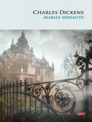 cover image of Marile sperante