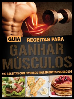 cover image of Guia Receitas para Ganhar Músculos