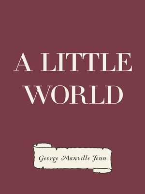 cover image of A Little World