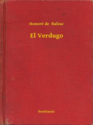 cover image of El Verdugo