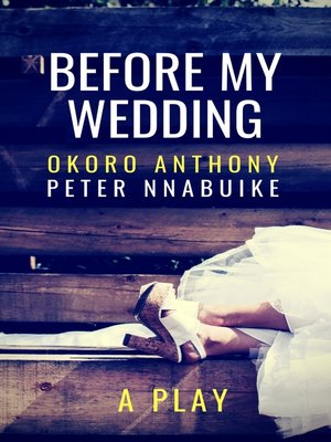 cover image of Before My Wedding