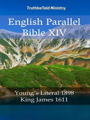 cover image of English Parallel Bible XIV