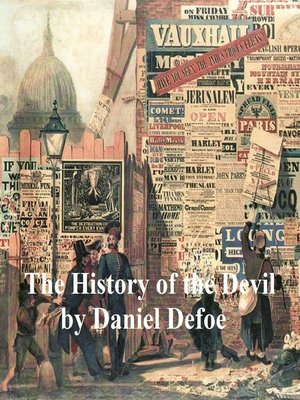 cover image of The History of the Devil