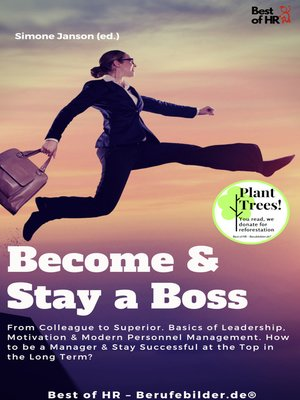 cover image of Become & Stay a Boss