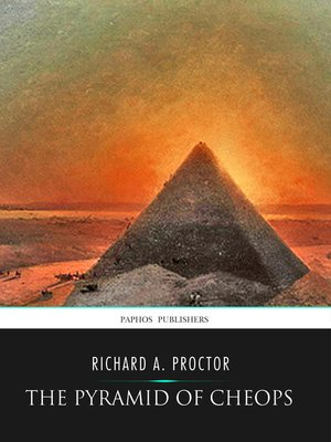 cover image of The Pyramid of Cheops
