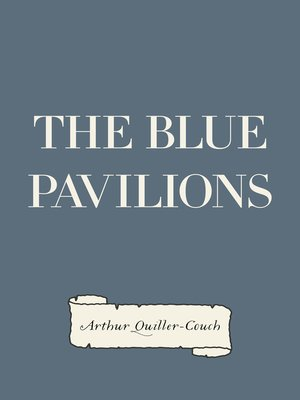 cover image of The Blue Pavilions
