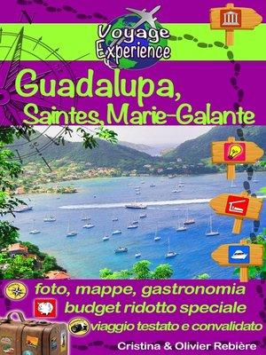 cover image of Guadalupa, Saintes, Marie-Galante