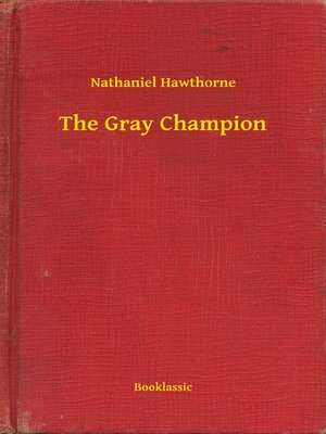 cover image of The Gray Champion