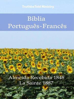 cover image of Bíblia Português-Francês