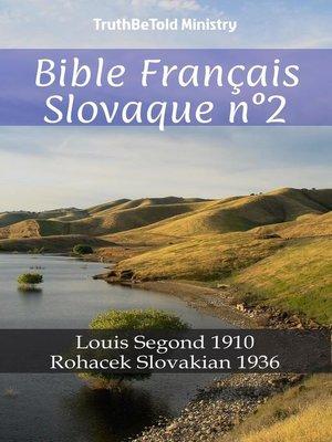 cover image of Bible Français Slovaque n°2