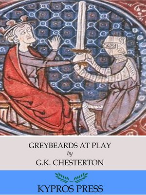 cover image of Greybeards at Play