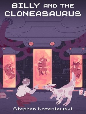 cover image of Billy and the Cloneasaurus