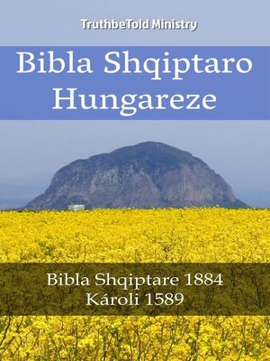 cover image of Bibla Shqiptaro Hungareze