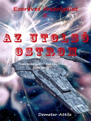 cover image of Az utolsó ostrom