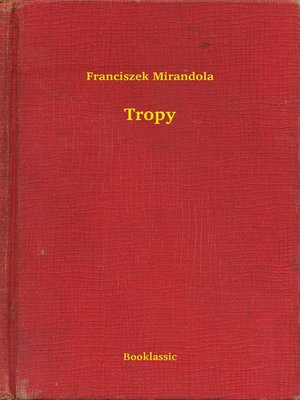 cover image of Tropy