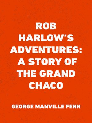 cover image of Rob Harlow's Adventures