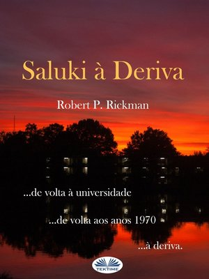 cover image of Saluki À Deriva