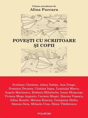 cover image of Povești cu scriitoare și copii