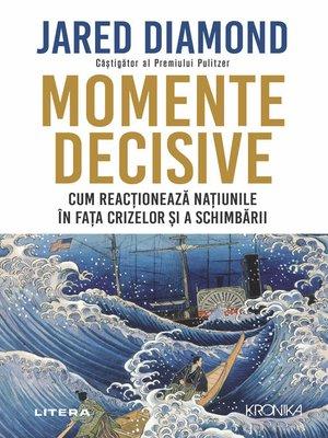 cover image of Momente Decisive