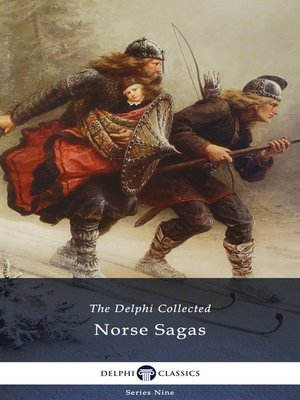 cover image of Delphi Collected Norse Sagas