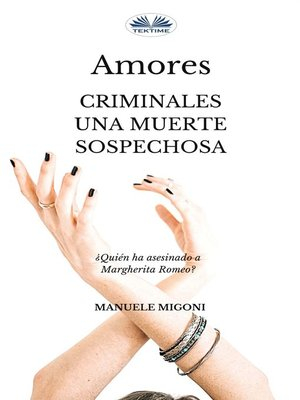 cover image of Amores Criminales Una Muerte Sospechosa