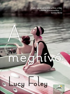 cover image of A meghívó