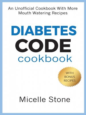 cover image of Diabetes Code Cookbook