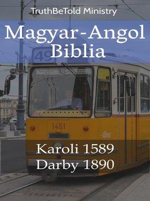 cover image of Magyar-Angol Biblia