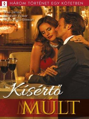 cover image of Kísértő múlt--3 történet 1 kötetben