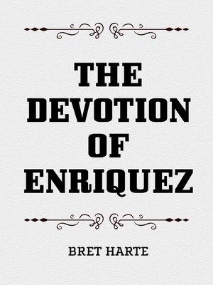 cover image of The Devotion of Enriquez