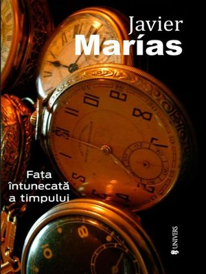 cover image of Fața întunecată a timpului