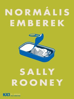 cover image of Normális emberek