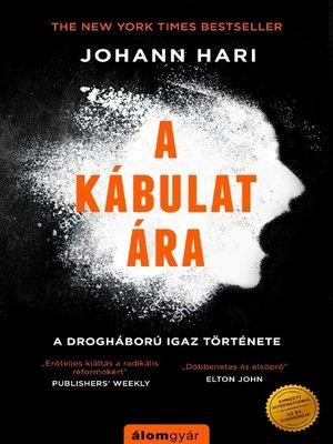 cover image of A kábulat ára