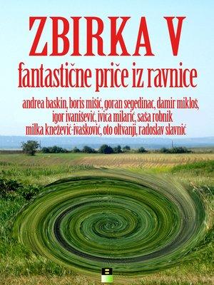 cover image of ZBIRKA V