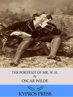 cover image of The Portrait of Mr. W. H.