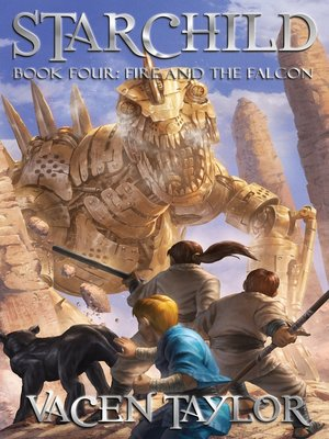 cover image of Fire and the Falcon