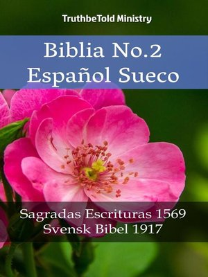 cover image of Biblia No.2 Español Sueco