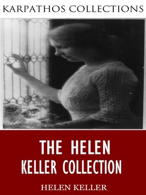 cover image of The Helen Keller Collection