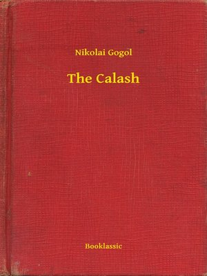 cover image of The Calash