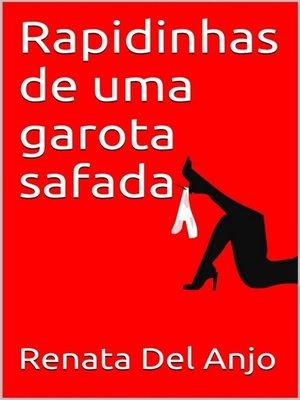 cover image of Rapidinhas de uma garota safada