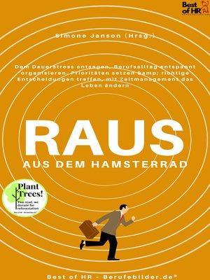 cover image of Raus aus dem Hamsterrad