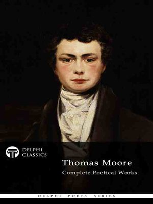 cover image of Delphi Complete Poetical Works of Thomas Moore