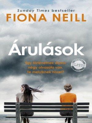 cover image of Árulások