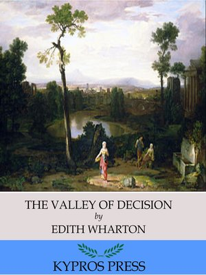 cover image of The Valley of Decision
