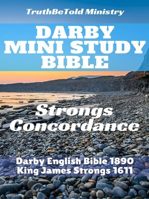 cover image of Darby Mini Study Bible